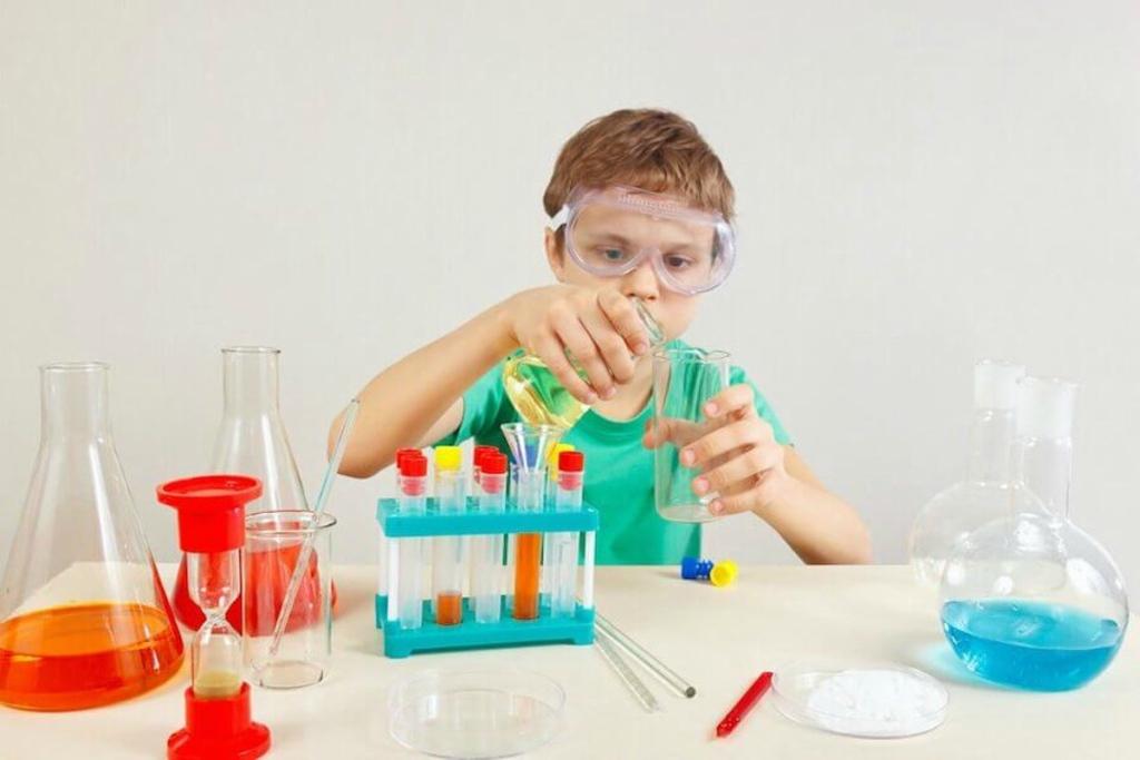 Experimentos caseros para niños en tiempos de cuarentena