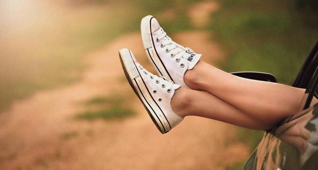 Bicarbonato de sodio elimina el mal olor del calzado