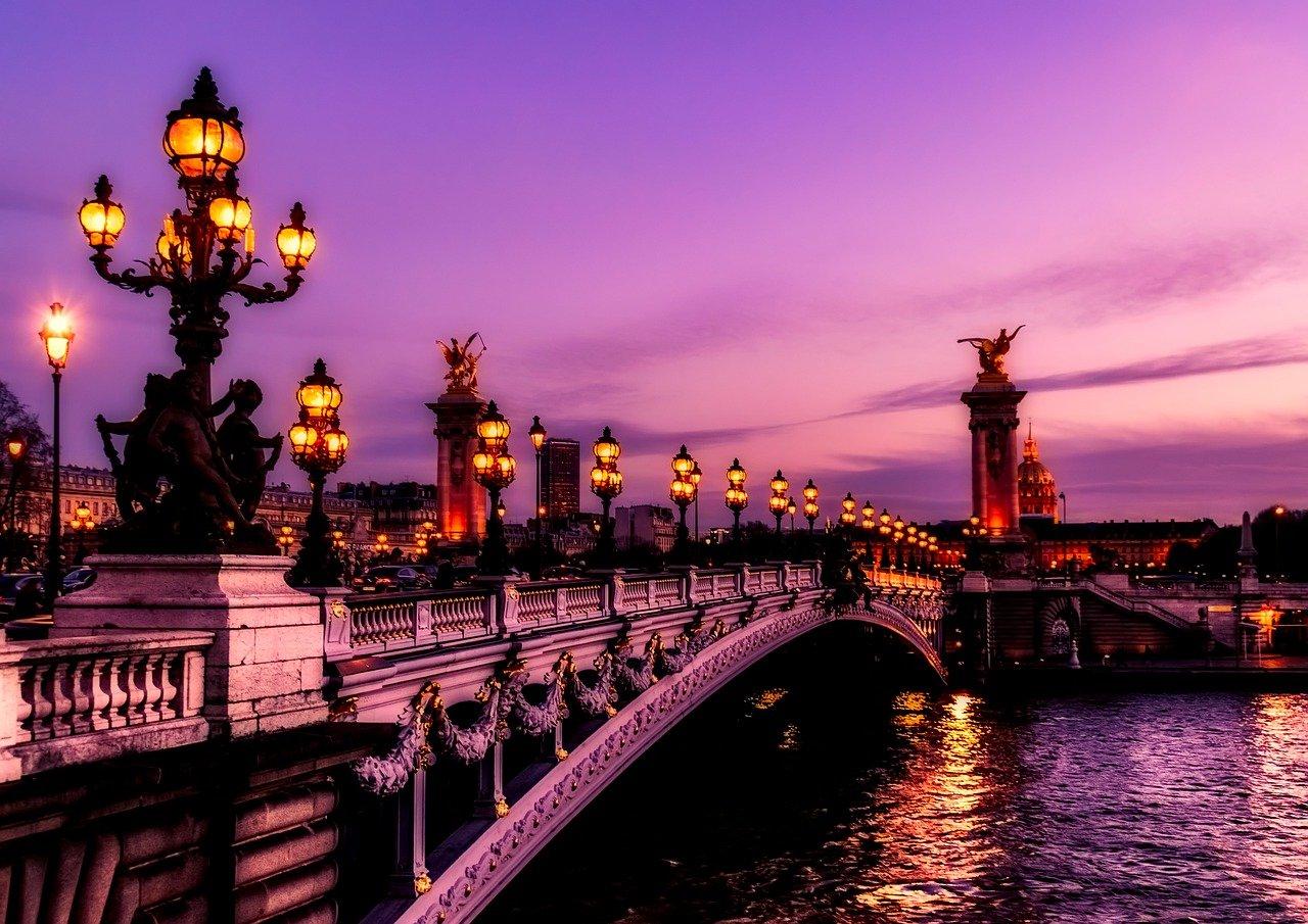 Por qué amamos París